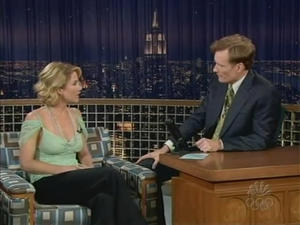 Christina Applegate - Late Night with Conan O'Brien (2004)