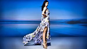 Eva Green Legs that will not quit wallpaper