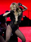 Shakira NBA All-stars game halftime show 2010 Foto 1562 (������ NBA All-Stars Game Show 2010 ���� ���� 1562)