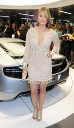 Холли Вэлэнс, фото 13. Holly Valance McLaren London showroom opening at One Hyde Park on June 21, 2011 in London, England., photo 13