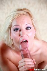1000 Facials - Whitney Grace - Newbie Debut B/G *December 12, 2011*