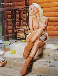 Вероника Коноплева, фото 5. Veronika Konoplyova - Playboy Russia - Jan 2011, photo 5