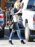 Mena Suvari - out and about in West Hollywood 11/12/12