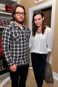 Odette Annable - Lucky Brand's Flagship Store opening in NY 12/05/12