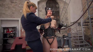 Domina-Bizarre: Lady Grace - Ponygirl (Part 1-4)